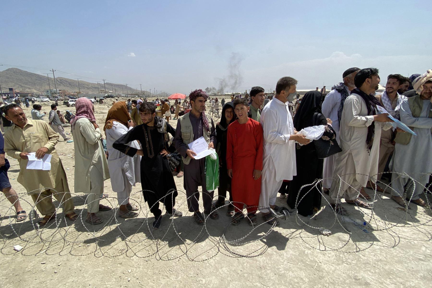 Crisis humanitaria golpea al personal sanitario en Afganistán