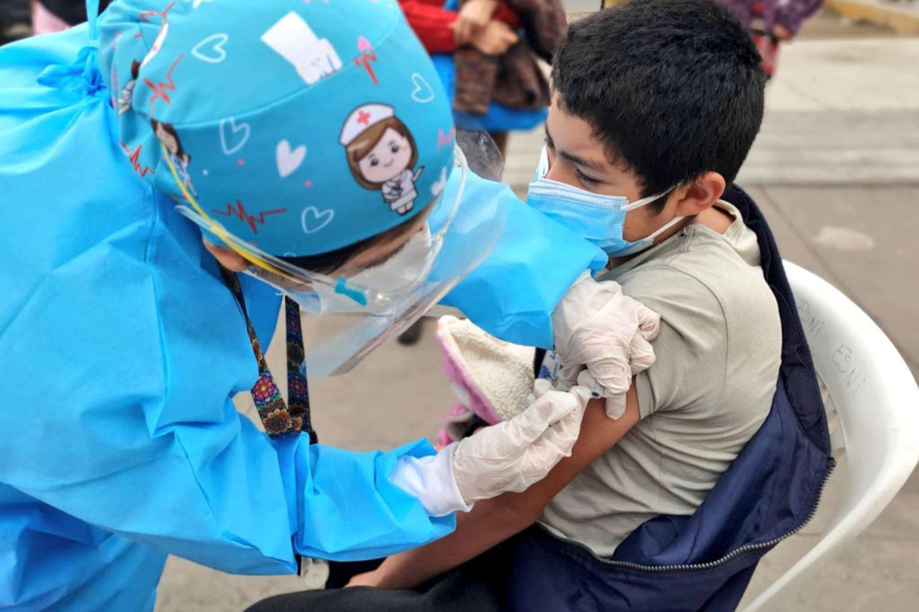 Independencia: realizarán campaña de vacunación contra enfermedades prevenibles