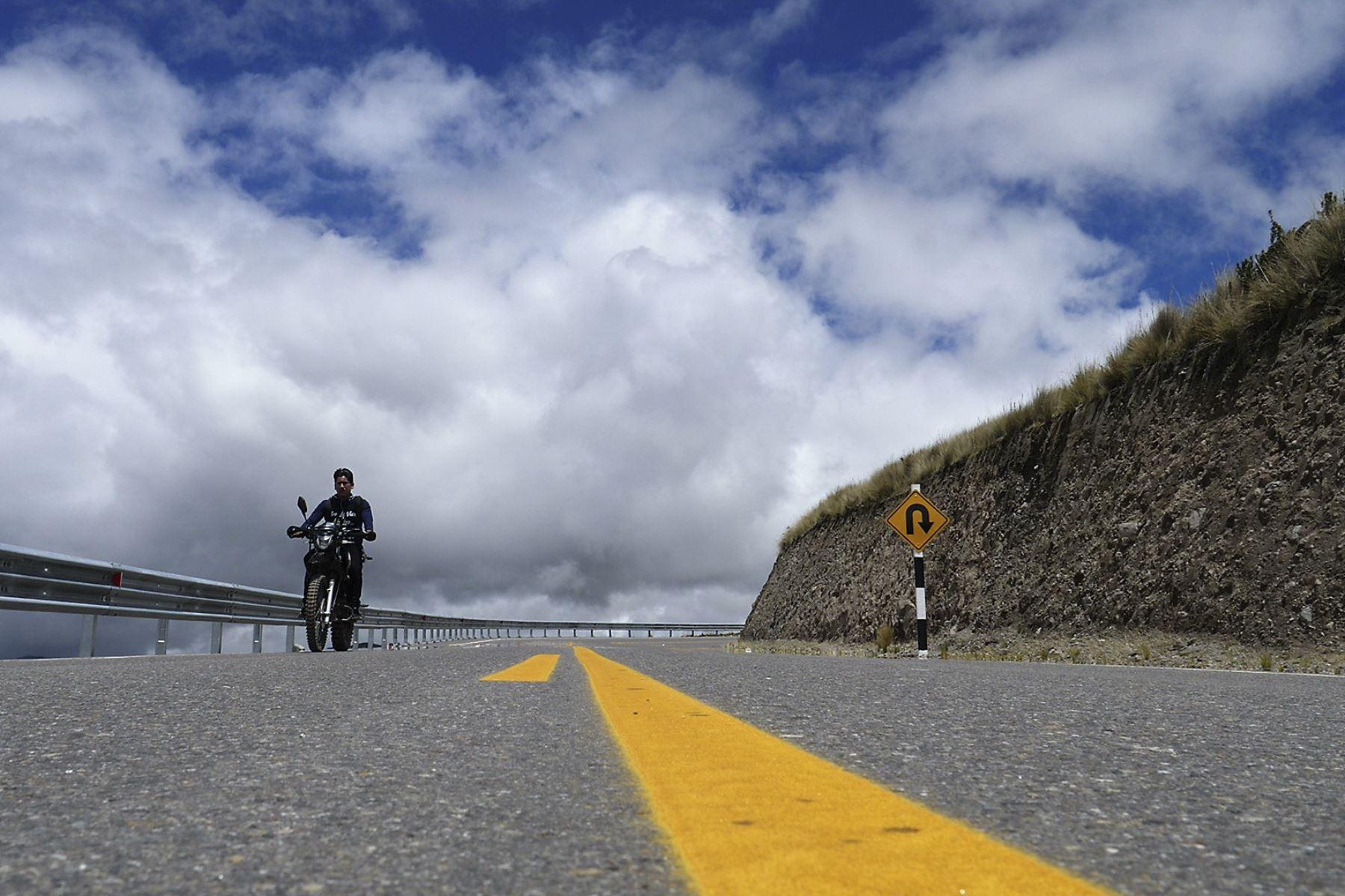 Carreteras concesionadas registran avance de más del 91% en kilómetros construidos