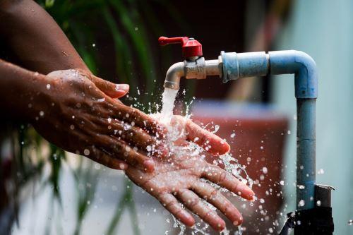 Agua potable. Foto: ANDINA/Difusión