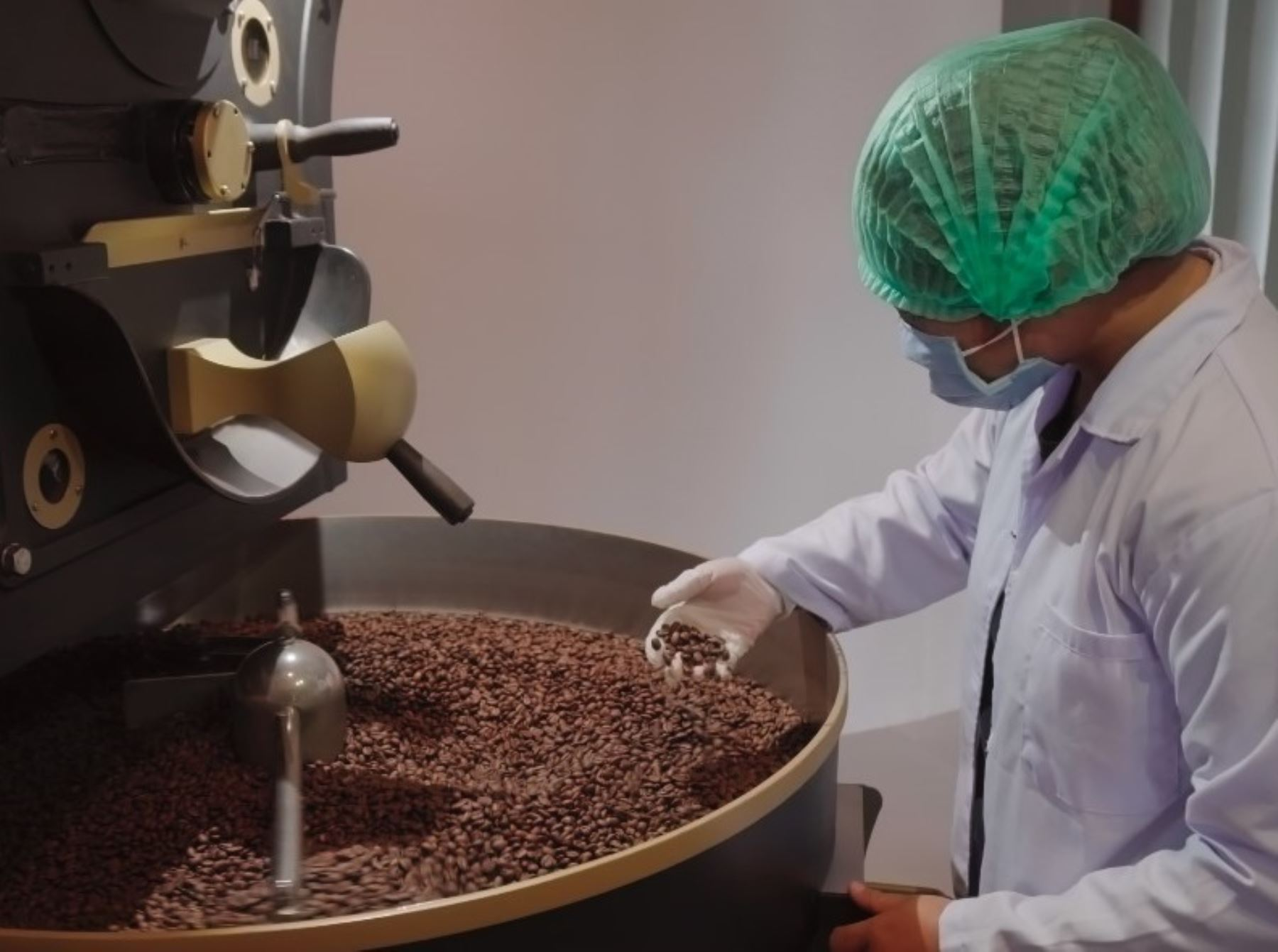 Conoce las normas técnicas peruanas y guías especializadas elaboradas por Inacal para impulsar la calidad en la cadena de valor del café peruano. ANDINA/Difusión