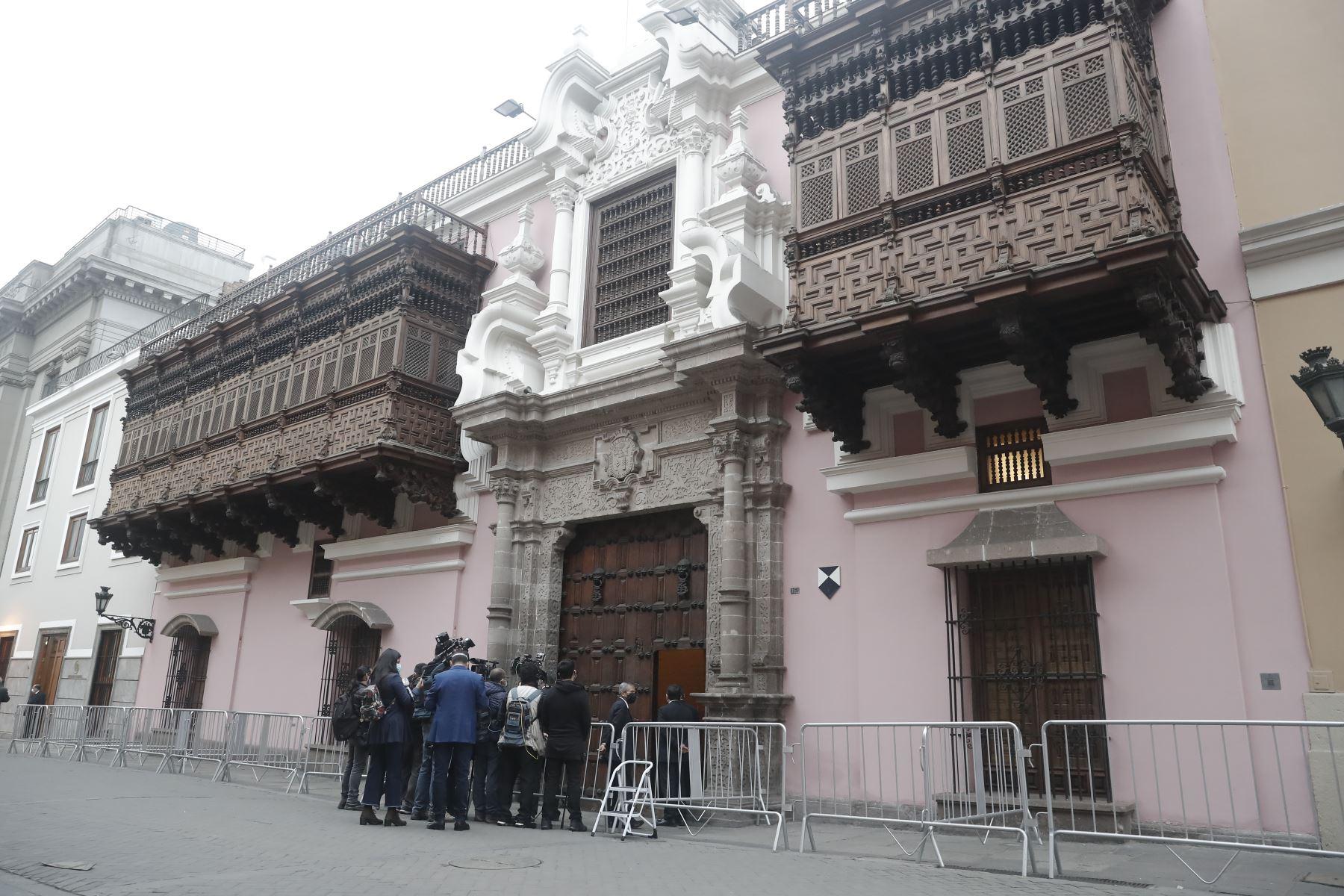 Cancillería: Perú vela por el derecho a las libertades de información y opinión
