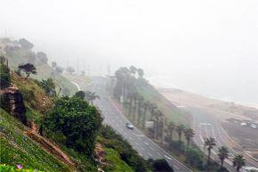 Para Lima Metropolitana se esperan temperaturas entre 14 y 15 °C en las primeras horas de la mañana, informa Senamhi. Foto:ANDINA/Difusión