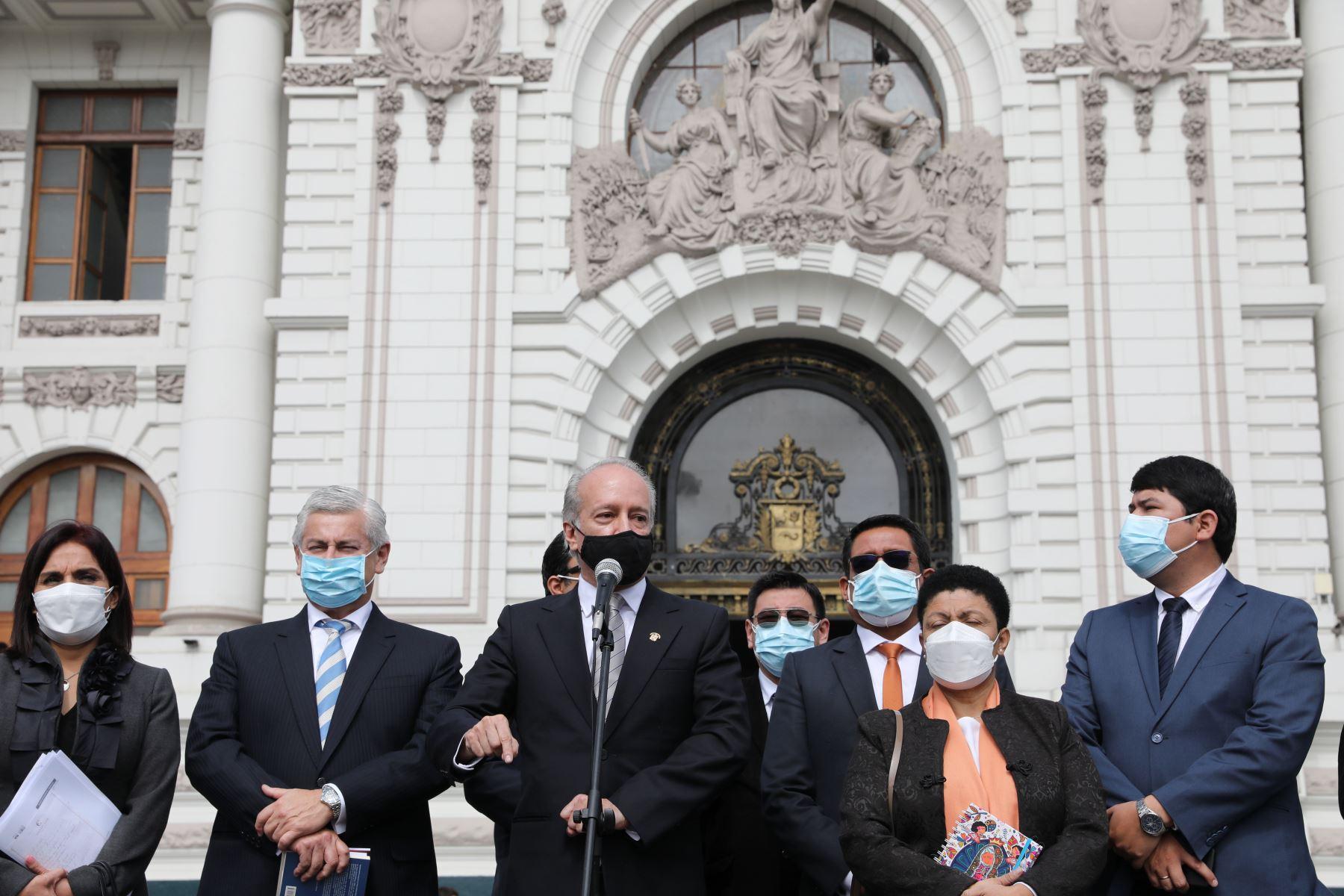Congreso: FP presenta proyecto para suspender prohibición de uso de envases de tecnopor