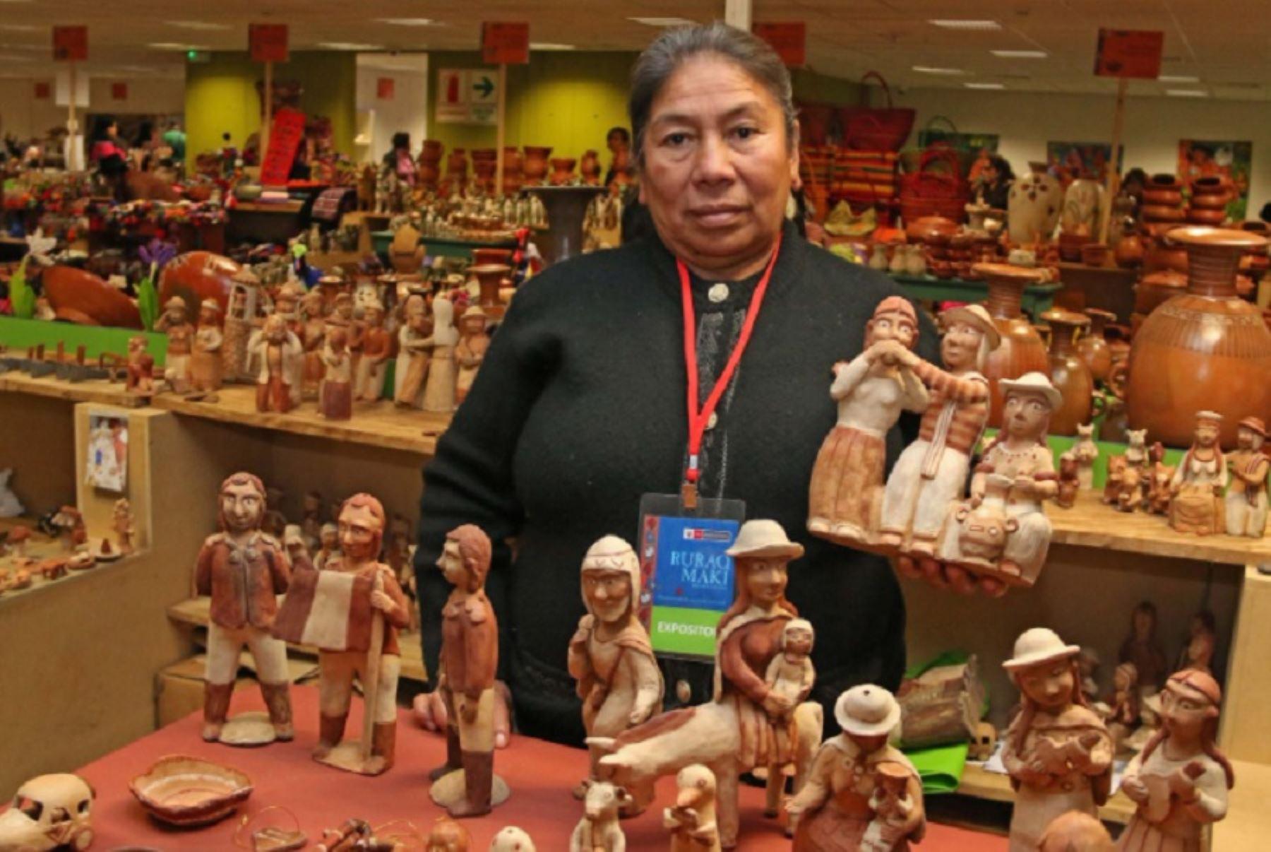 Ayacucho: conoce a la heredera de tradición artesanal reconocida como Patrimonio Cultural