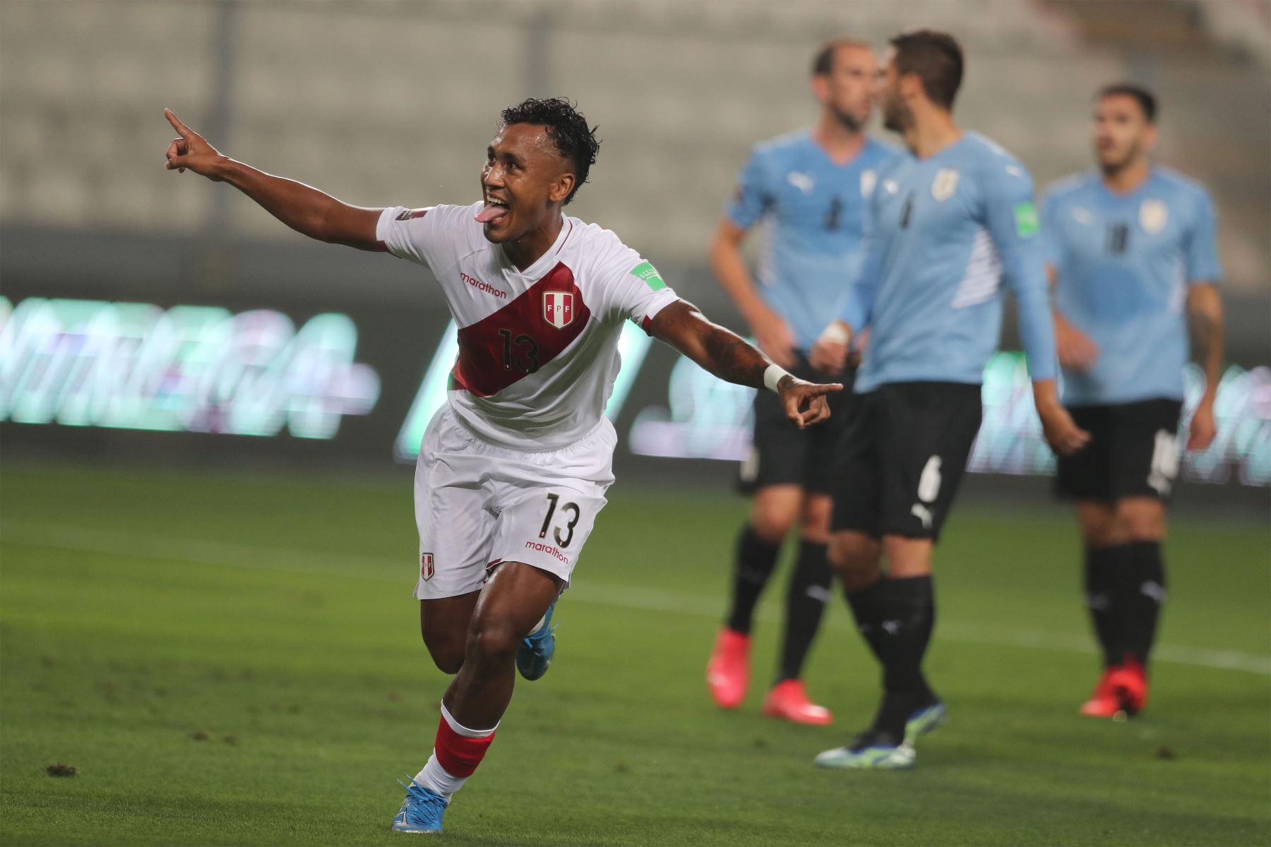 El peruano Renato Tapia, jugador del Celta de Vigo.  Foto: EFE