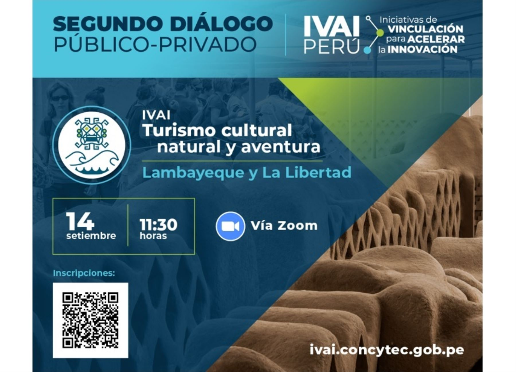 Lambayeque y La Libertad son las primeras regiones en iniciar diálogos por la innovación, anunció el Concytec.