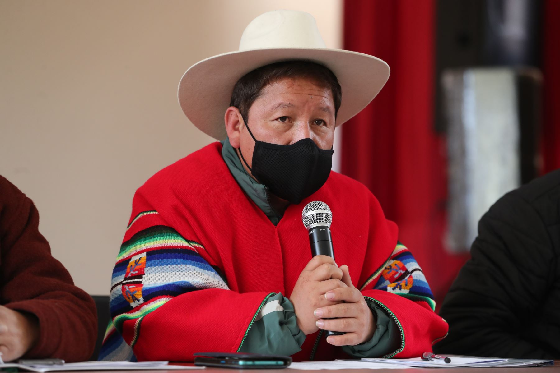 Guido Bellido: la posición del Ejecutivo es la lucha contra el terrorismo | Noticias | Agencia Peruana de Noticias Andina