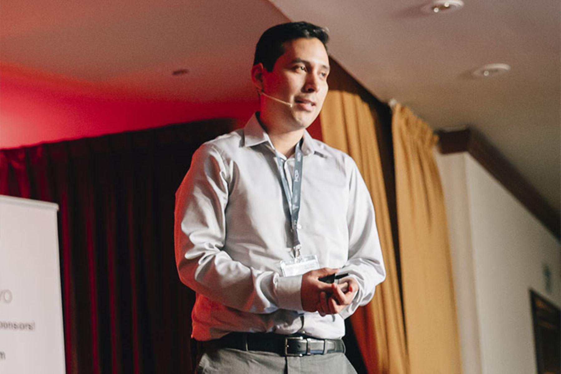 El ingeniero de sistemas Víctor Laguna junto a un equipo de peruanos crearon Techsuyo, la más grande conferencia tech–latina que se realizará este 15 y 16 de octubre en Silicon Valley, Estados Unidos. (Foto: Techsuyo)
