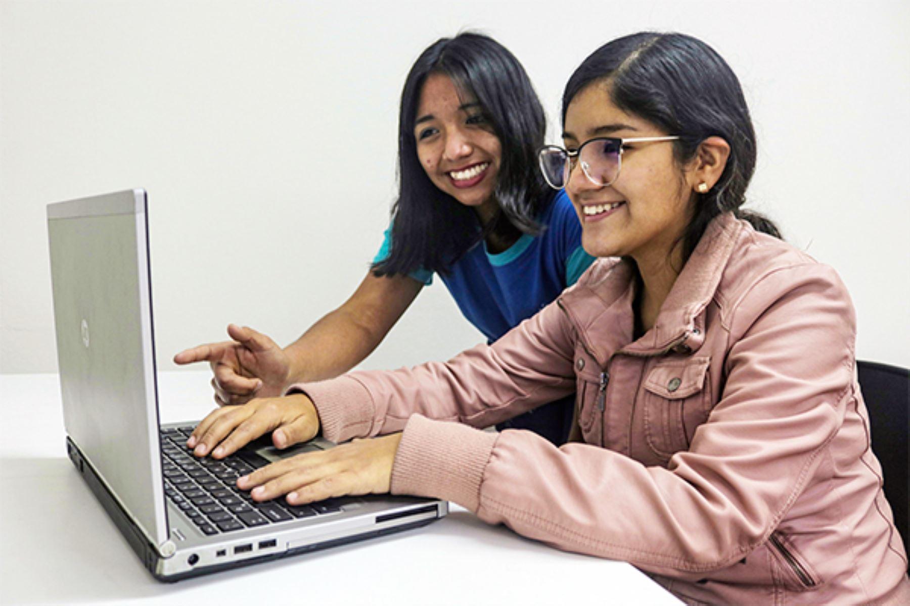 Postulación de mayores de 14 años es virtual y el plazo vence el 27 de septiembre. Foto: ANDINA/MML