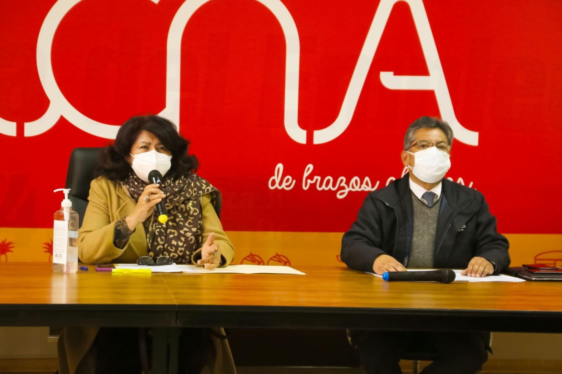 Tacna: el 80% de la población tiene la primera dosis y 56,000 aún no se vacunan