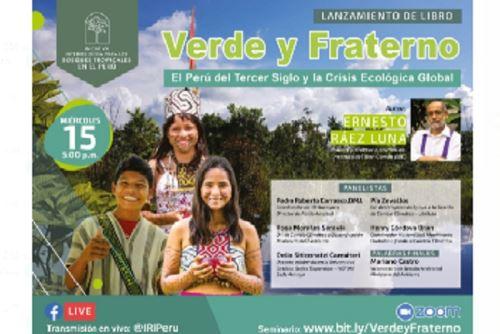 Las Contribuciones Nacionalmente Determinadas (NDC) constituyen la mayor apuesta coordinada del Estado peruano para la acción ambiental, resaltan los expertos.