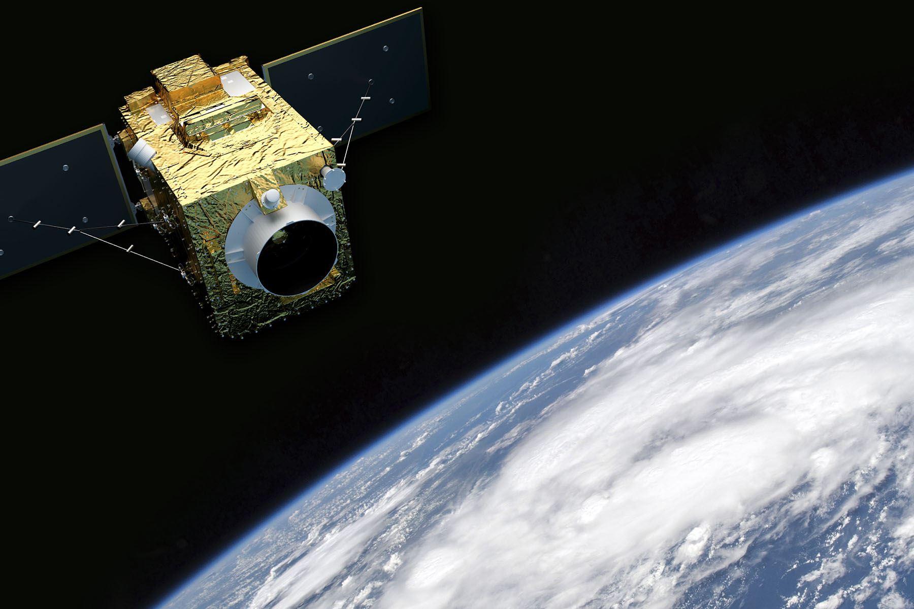 Desde el primer día el satélite ha sido controlado por especialistas e ingenieros peruanos desde el Centro Nacional de Operaciones de Imágenes Satelitales (CNOIS).