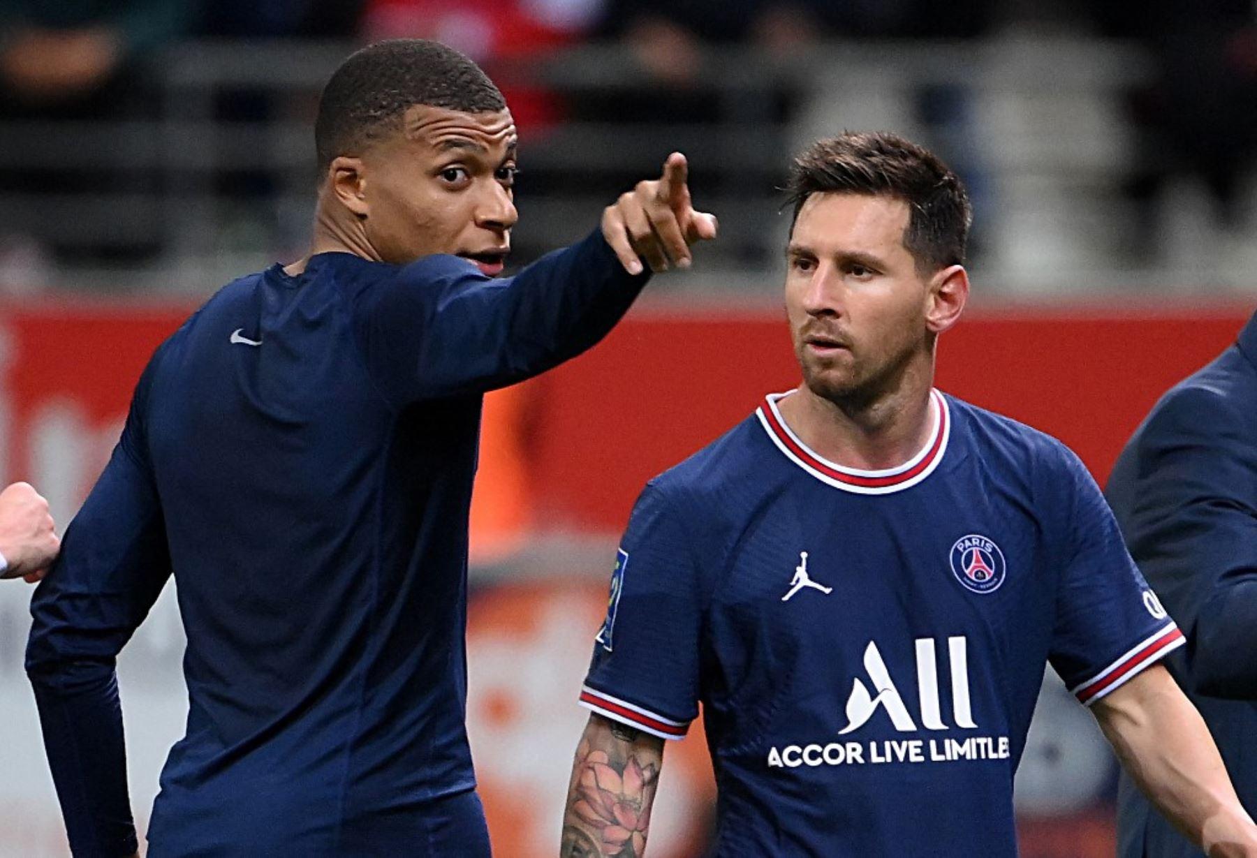 Messi hará su debut en la Liga de Campeones con la camiseta del PSG