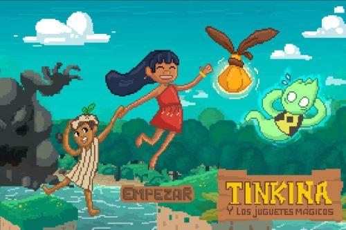 La protagonista vivirá aventuras recorriendo diferentes pueblos y aprendiendo sobre otras culturas de la Amazonía.Foto: Cometa Audiovisual.