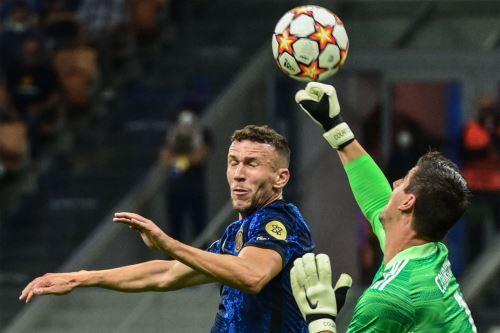 Real Madrid gana 1 a 0 ante el Inter de Milán por la Champions League