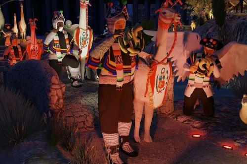 Nacimiento peruano será el símbolo de la Navidad 2021 en la Plaza San Pedro del Vaticano