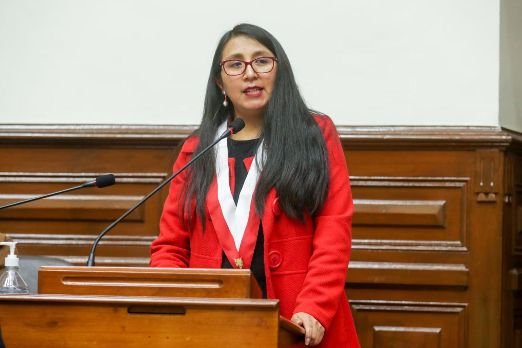 Juntos por el Perú pide instalación de Subcomisión de Acusaciones lo más pronto posible