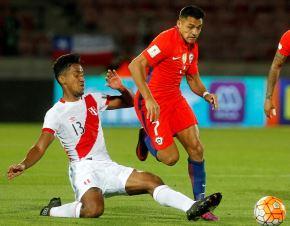 Perú enfrentará a Chile el jueves 7 de octubre, a las 20:00 horas, en el Estadio Nacional