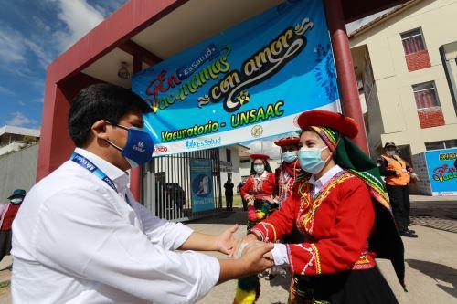Presidente Ejecutivo de EsSalud realizó visita de trabajo a la Red Asistencial Cusco