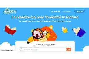 Plataforma gratuita funciona como una red social en donde los niños y niñas pueden leer sobre sus libros favoritos, comentarlos y leer reseñas de los mismos.