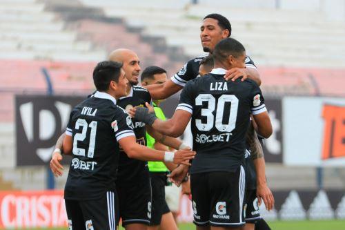Sporting Cristal tiene un partido pendiente ante Binacional con el que se puede poner aún más cerca de la punta del Clausura. Foto: Twitter Liga 1
