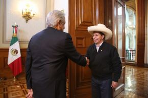 Photo: Twitter/Mexican President Andres Manuel Lopez Obrador