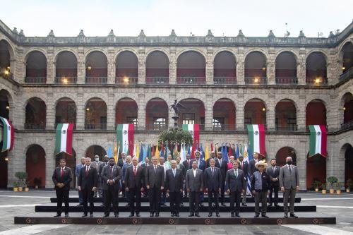 Presidente Pedro Castillo participa en la VI cumbre de la Celac