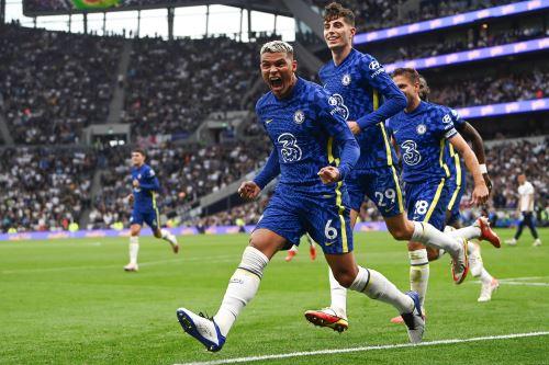 Chelsea vence 3-0 al Tottenham por la Premier League