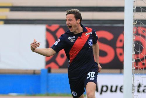 Municipal derrotó 2-0 a Universitario por la Fase 2 de la Liga 1