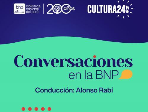 """Biblioteca Nacional: Programa """"Conversaciones en la BNP"""", ahora también en podcast."""