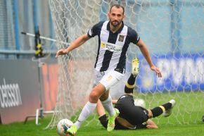 Hernán Barcos fue clave en el triunfo de Alianza Lima ante el Cusco FC