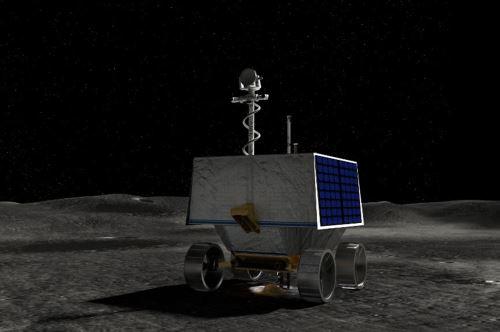 El equipo VIPER quiere ante todo averiguar cómo el agua helada llegó inicialmente a la Luna, cómo se preservó durante miles de millones de años y adónde fue a parar el líquido. La misión es parte de Artemis, el plan de Estados Unidos para volver a llevar humanos a la Luna. (Foto: AFP)