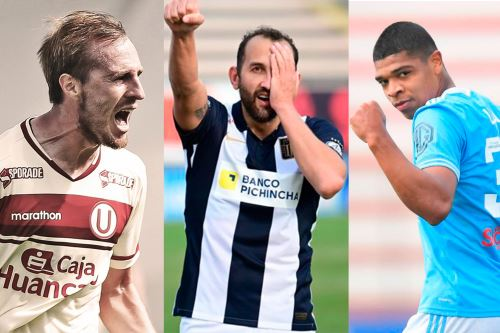 Universitario, Alianza y Cristal buscarán puntos para consolidar sus aspiraciones en el campeonato: Foto: Twitter Liga 1