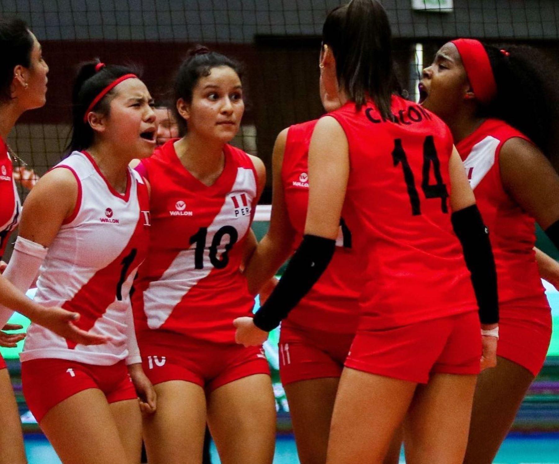 La selección peruana enfrenta hoy a Turquía por la segunda jornada del Mundial Femenino de Vóley Sub-18.
