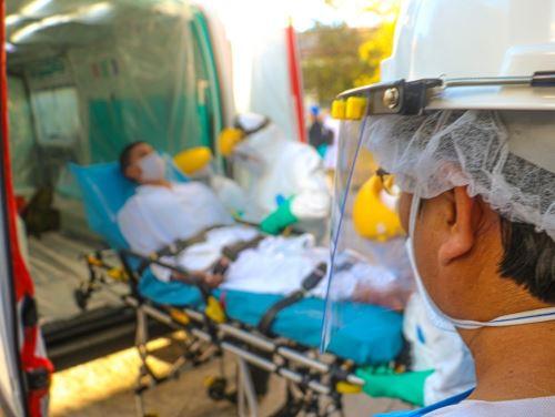 El 72 % de hospitalizados por covid-19 en Ayacucho son personas que no recibieron la vacuna contra esa enfermedad, reveló la Dirección Regional de Salud (Diresa). ANDINA/Difusión