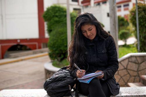 La beca está dirigida a jóvenes peruanos egresados de la secundaria, menores de 25 años de edad e interesados en realizar estudios universitarios en Corea.  Foto:ANDINA/Difusión