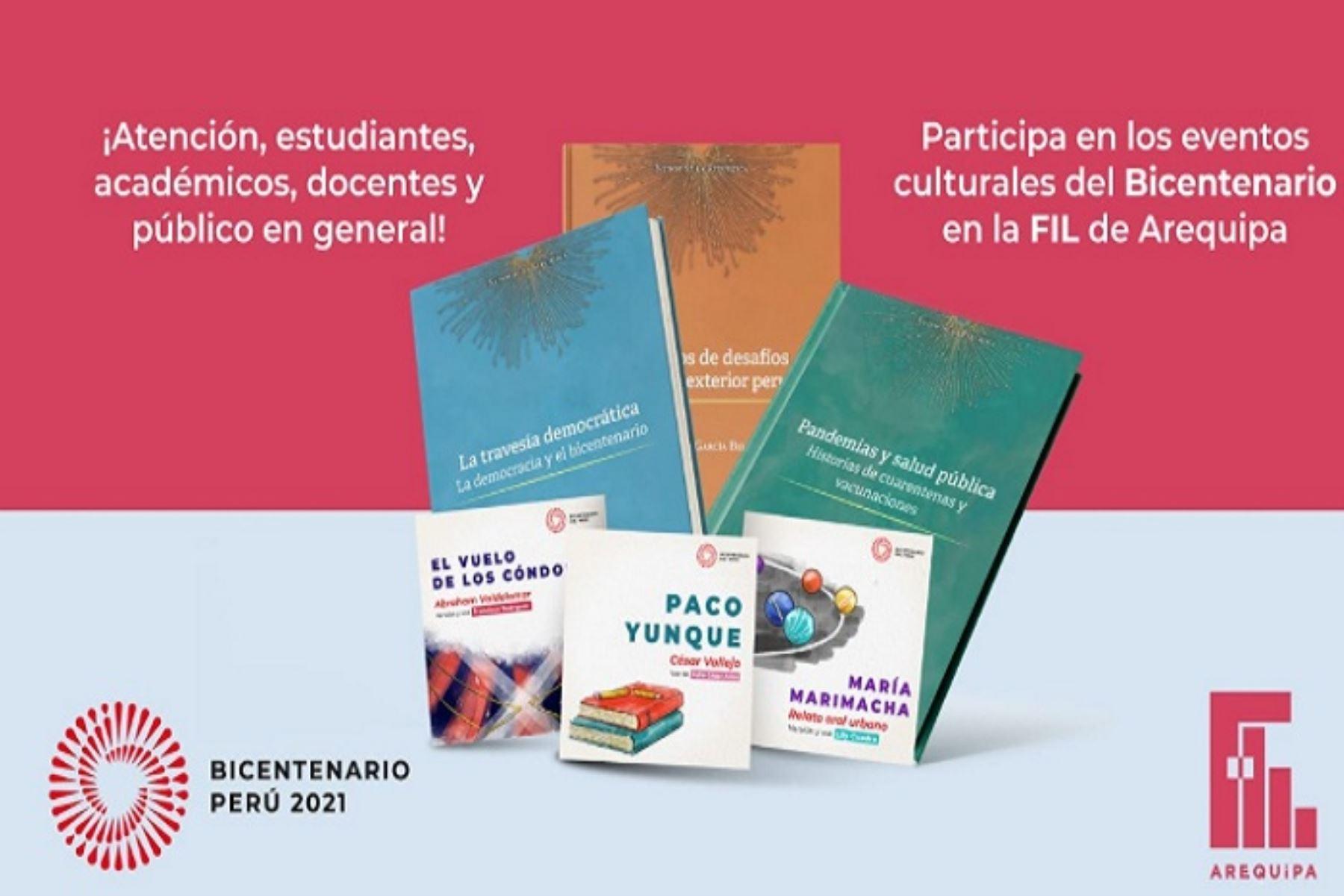 El día de la inauguración, este jueves, el público podrá conocer más sobre la Biblioteca Bicentenario, sus contenidos y recursos digitales gratuitos, entre los que destaca el repositorio histórico que reúne más de 600 libros y documentos relacionados con la independencia y la vida republicana del Perú.