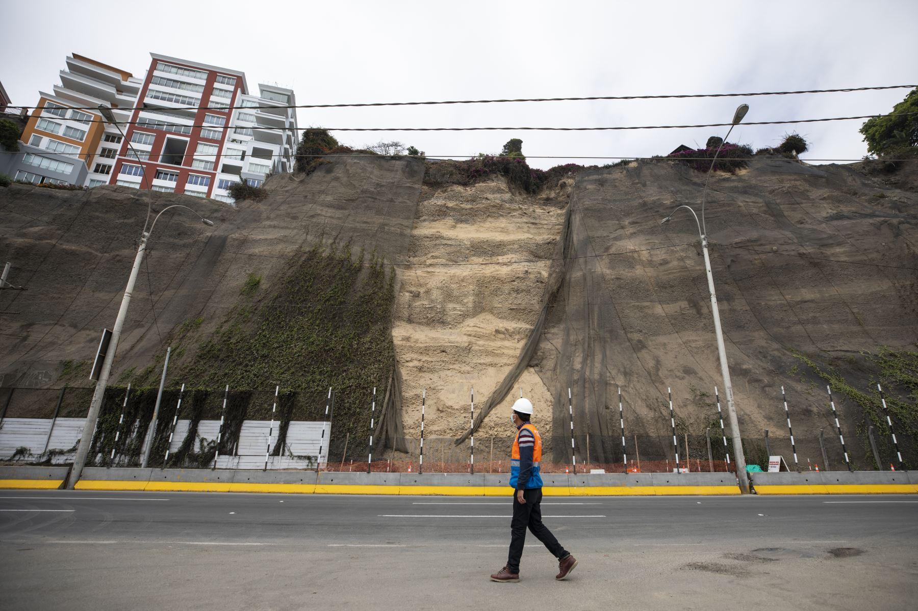 La Municipalidad Metropolitana de Lima presenta plan de desvío por cierre de la Costa Verde. Foto: MML