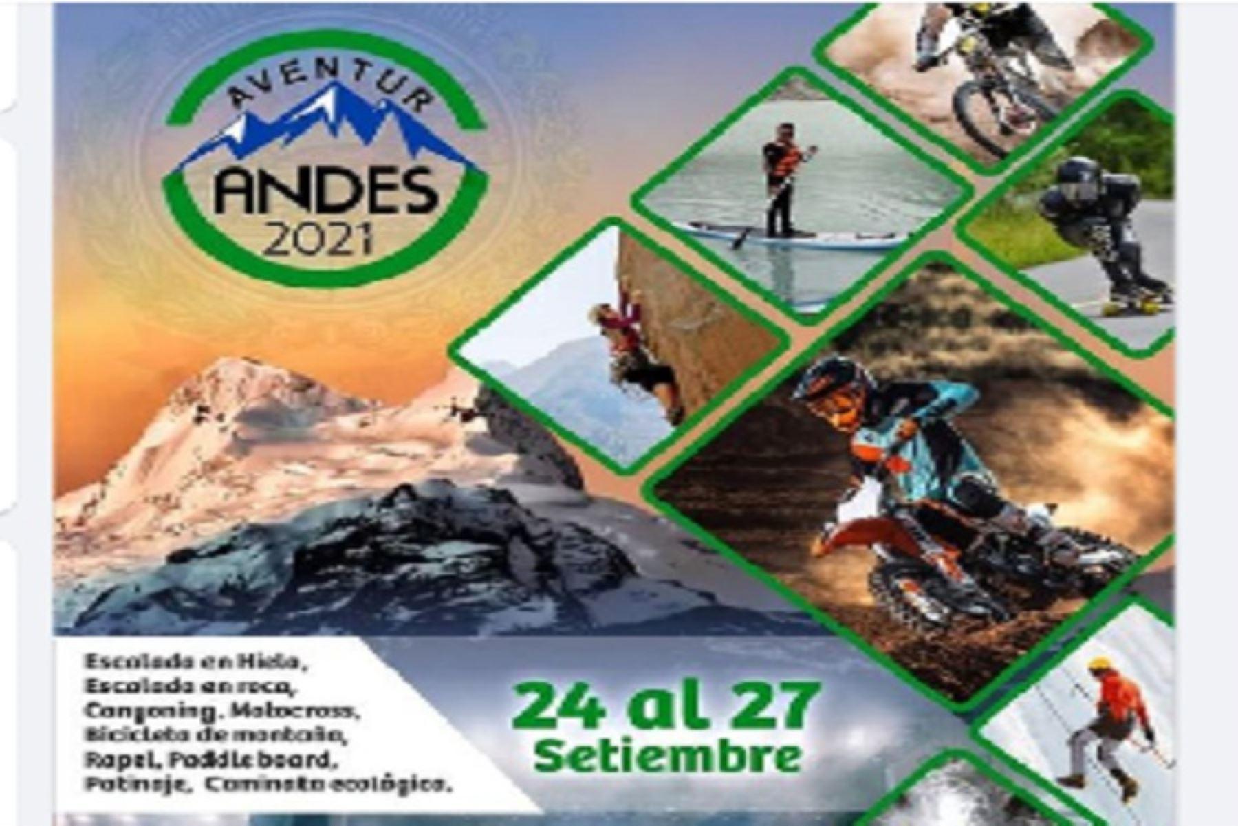 Para cerrar con broche de oro se efectuará una caminata ecológica por el Día Mundial del Turismo en el centro poblado de Chavín-Laguna Radián.