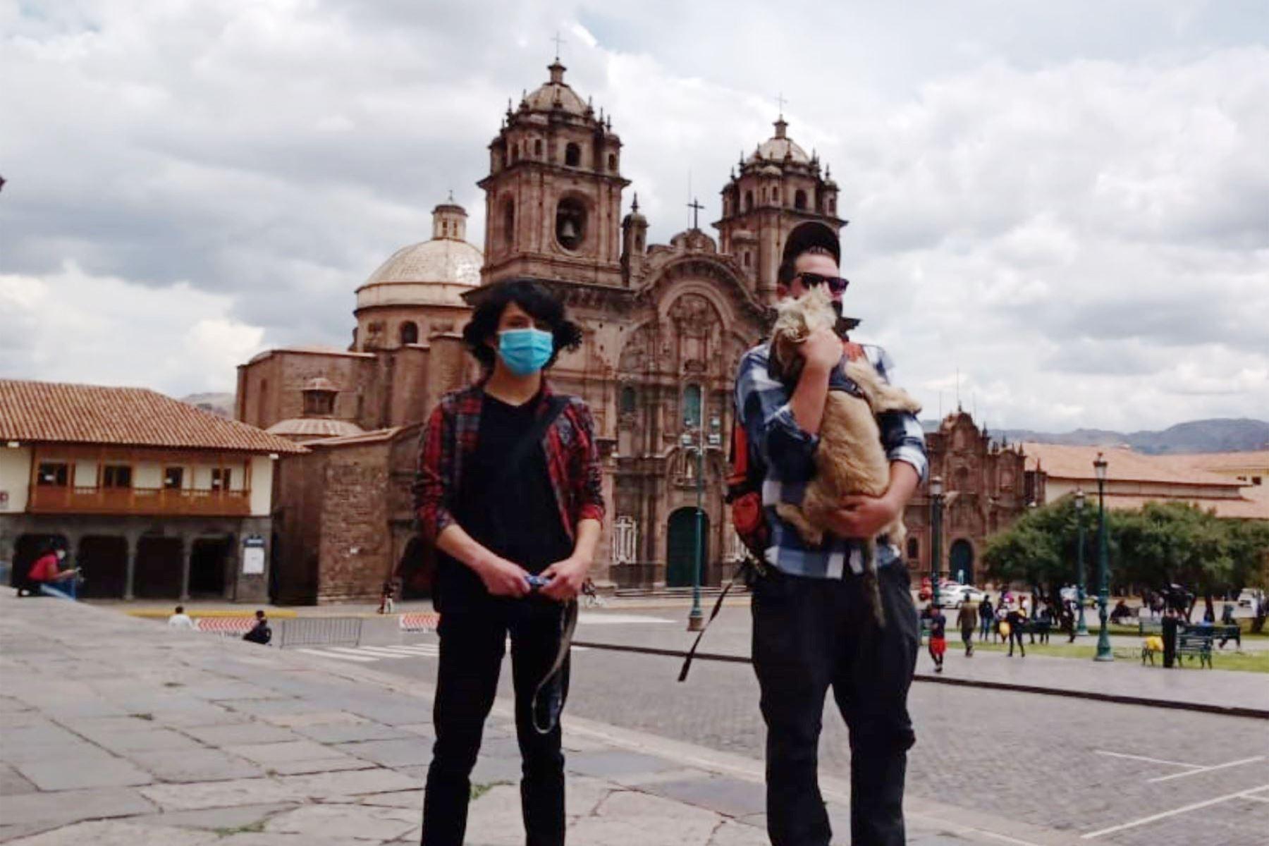 Cusco ofrece una diversidad de atractivos turísticos y culturales que se pueden disfrutar a bajo costo. Foto: ANDINA/Percy Hurtado Santillán.