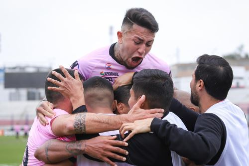 Sport Boys gana 3 a 2 ante el club Cusco FC durante el partido de la fecha 12 en el estadio Iván Elías Moreno