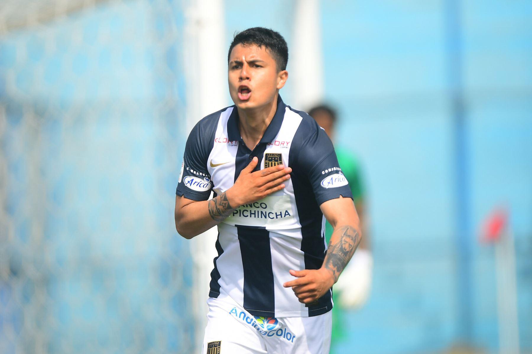 Jairo Concha fue el autor del gol del triunfo de Alianza Lima ante el FBC Melgar.