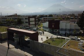 La Universidad Nacional de San Agustín de Arequipa ofrecerá 4,679 vacantes para sus tres áreas académicas. Foto: ANDINA/Jhonel Rodríguez Robles