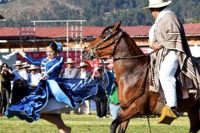 La tradicional Feria Agropecuaria, Agroindustrial, Artesanal y Turística, que se desarrolla en Fiestas Patrias, este año se llevará a cabo del 7 al 10 de octubre. Foto: ANDINA/Difusión