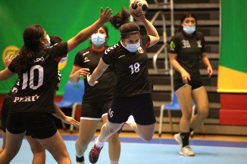 La jugadoras de handball pertenecen al grupo de deportistas priorizados para el regreso a los entrenamientos presenciales