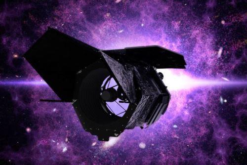 El telescopio espacial Nancy Grace Roman será  lanzado a mediados de la década del 2020. Foto: NASA.