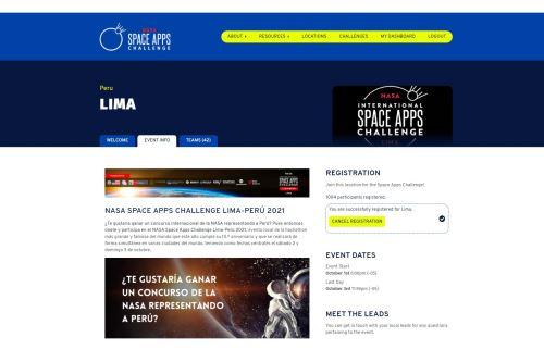 Desde su inicio en 2012, Space Apps ha crecido de 25 eventos locales en 17 países a más de 250 eventos locales en 87 países y territorios.