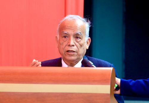 Ministro de Justicia, Aníbal Torres.
