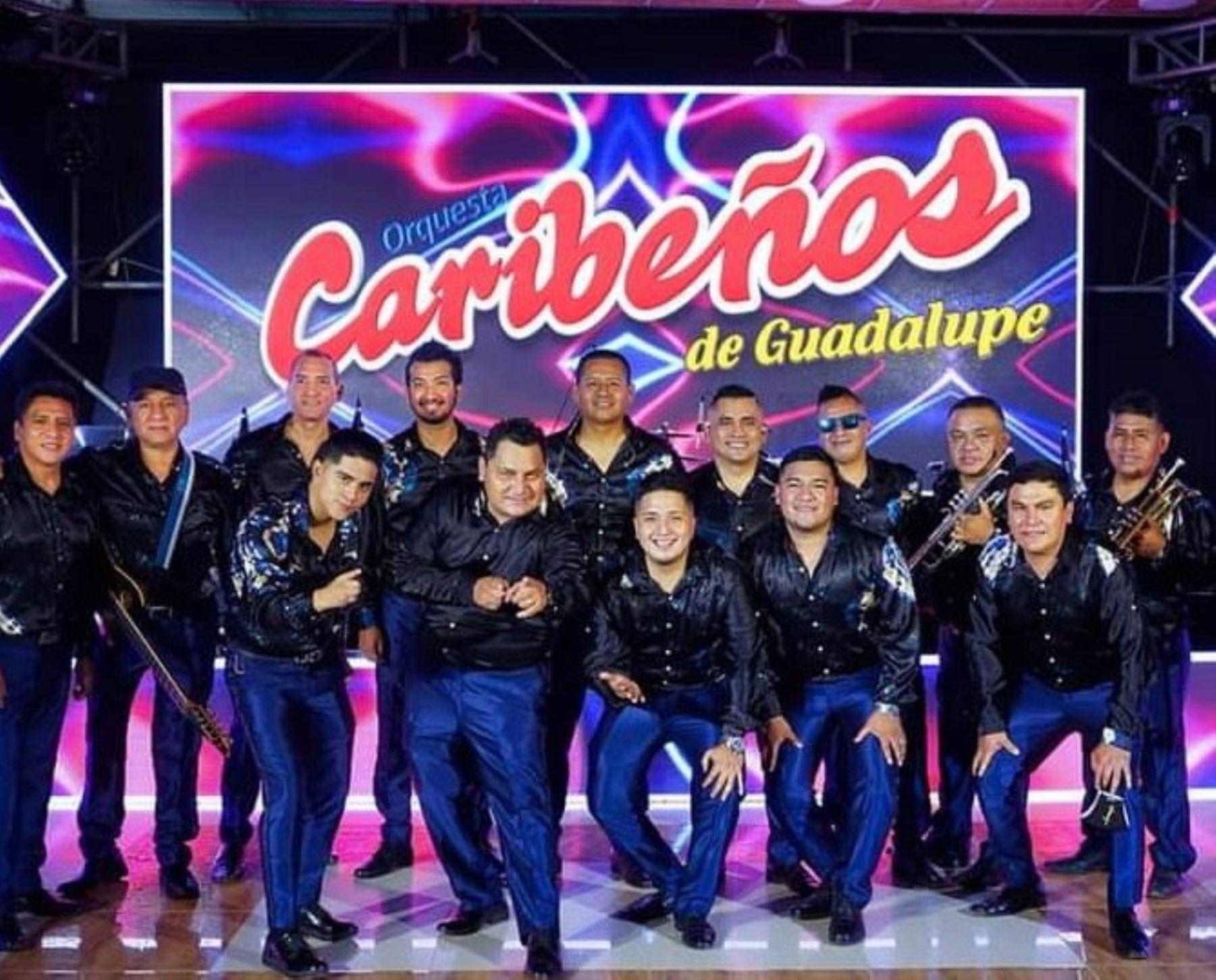 Ráfaga y Bareto se unen a Caribeños de Guadalupe en concierto presencial.